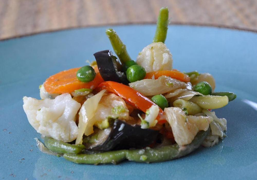 Légumes divers